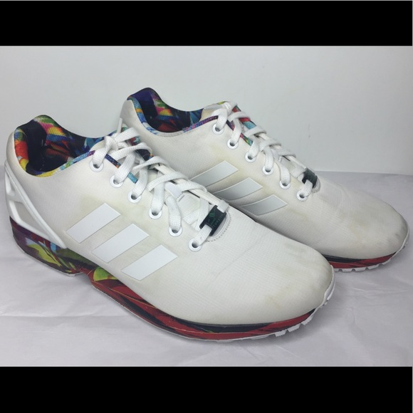 quality design f8f4d 8c175 Adidas Originals ZX Flux Torsion Shoes